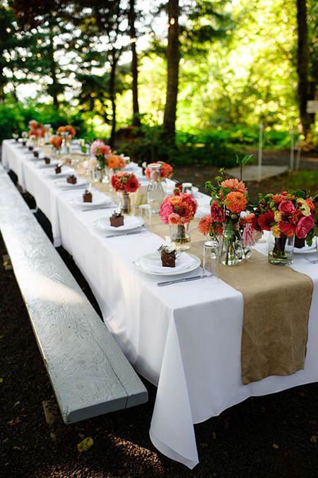 5 ideas originales para decorar mesas de invitados El Blog de Due