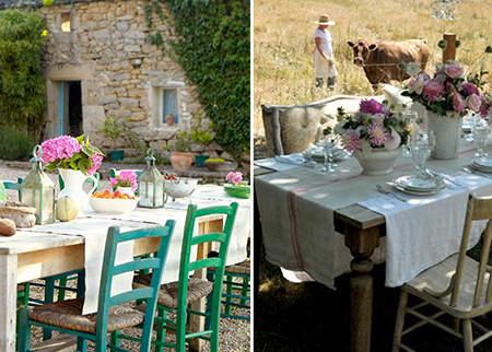 con estas ideas para decorar mesas de invitados seguro que te han cogido ganas de invitar a toda la familia y amigos para montar una cena tras otra y probar