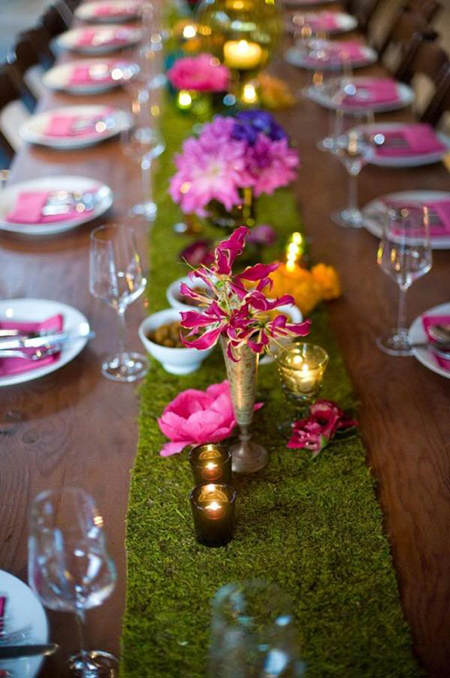5 ideas originales para decorar mesas de invitados - El Blog de ...