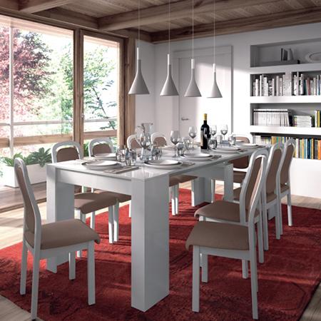10 muebles 2 en 1 de duehome aprovecha tu espacio el for Mesa consola extensible