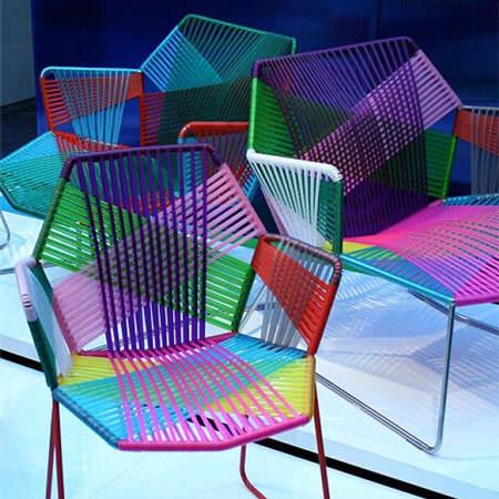 Tendencias en decoraci n para verano 2015 1 el blog de - Tejidos para tapizar sillas ...