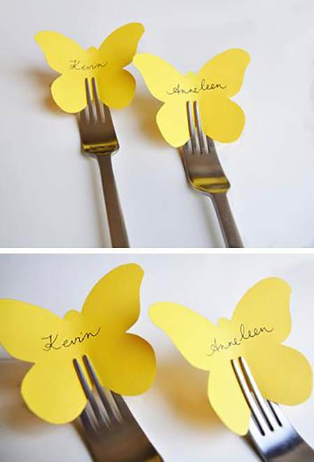 5 ideas originales para decorar mesas de invitados el blog de due home el blog de due home - Originele deco idee ...