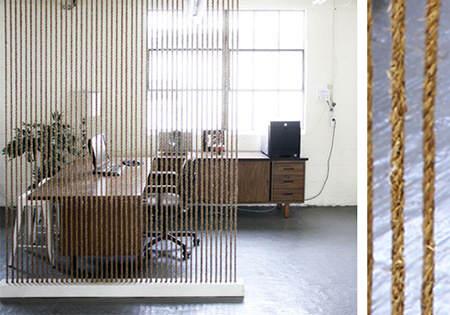 Ideas de decoraci n para dividir espacios el blog de due home el blog de due home - Biombos y separadores de espacios ...