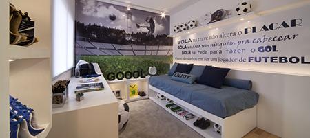 Ideas para decorar una habitaci n adolescente 1 el for Vinilo para habitacion juvenil