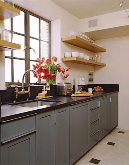 Es Tendencia En Decoraci N Cocinas Con Estantes Abiertos El Blog De Due Ho