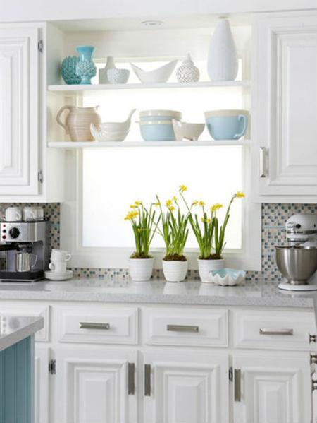 Armarios Cocina Sueltos : Es tendencia en decoraci?n cocinas con estantes abiertos