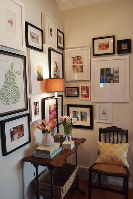 Ideas brutales para decorar esquinas sosas el blog de - Como decorar mi salon ...