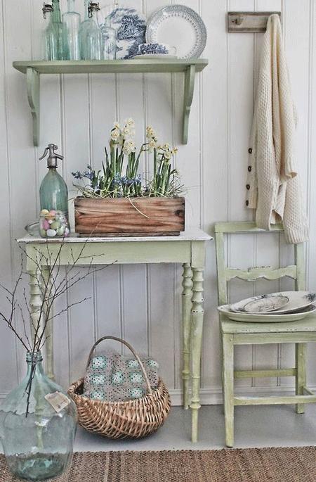 Spring Decor Farmhouse Rustic