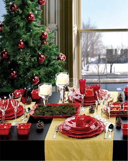 Ideas para decorar tu mesa en Navidad | El Blog de Due-Home