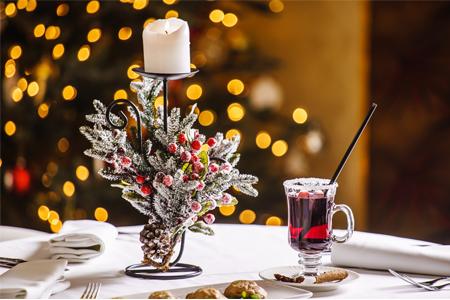 Ideas para decorar tu mesa en navidad el blog de due home - Ideas para decorar mesa navidad ...