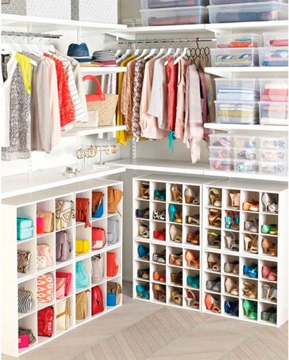 10 ideas de almacenaje para casas peque as el blog de for Muebles para guardar zapatos y botas