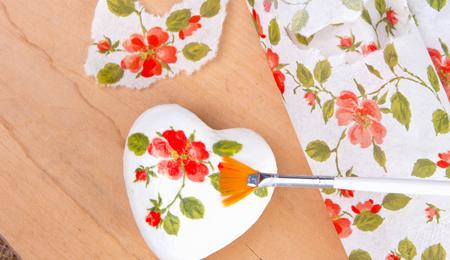 Tutoriales diy 5 maneras de decorar con d coupage el for Tutoriales de decoracion