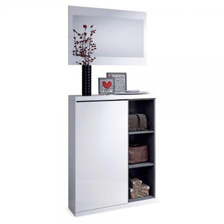 10 ideas de almacenaje para casas peque as el blog de for Espejo con almacenaje