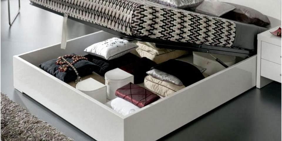 5 ideas para multiplicar el espacio en tu dormitorio el blog de due home el blog de due home - Cama canape abatible ...