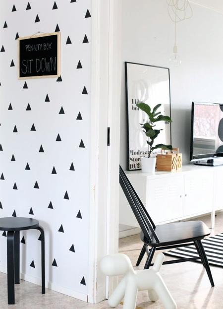 decorar-con-triangulos-pared-01