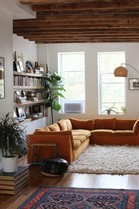 Vigas de madera 10 ejemplos de su belleza el blog de - Vigas decorativas ...