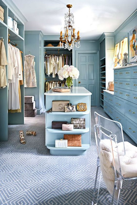 10 vestidores como el que siempre hab as so ado el blog for Fresh design blog