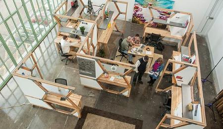 Zonas de coworking para quitar el hipo el blog de due home for Hipo muebles