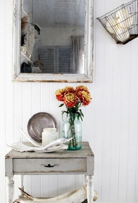 decorar con plantas de otoño