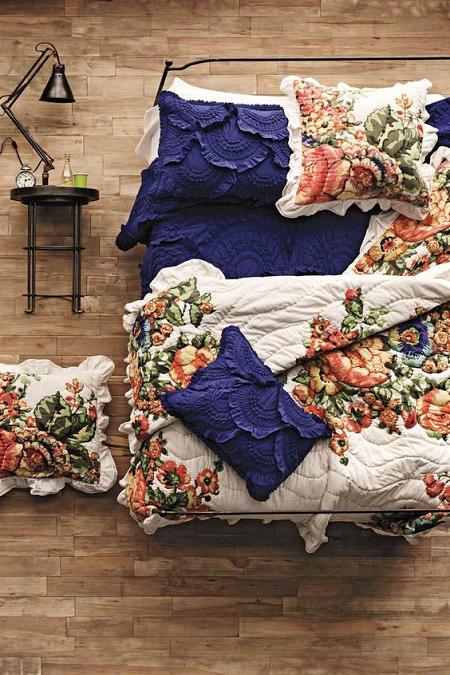 Ropa de cama oscura gu a de uso el blog de due home - Ropa de cama textura ...