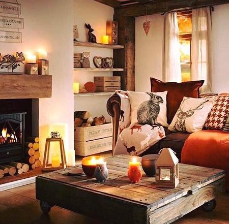 Casas De Otoño Para Acurrucarse Calentito El Blog De Due Home