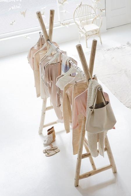 colgadores de ropa