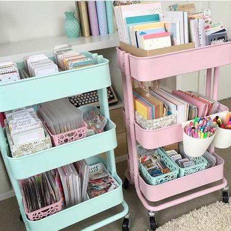 multiplicar el espacio de almacenaje