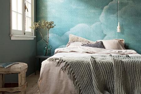 Pinturas como cabeceros de cama te atreves el blog de - Pintura paredes 2017 ...