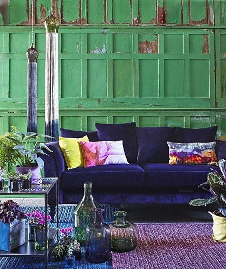 tendencia jewel tones