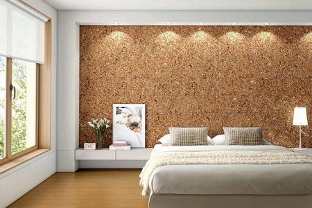 paredes de corcho