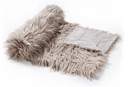 textiles con pelo