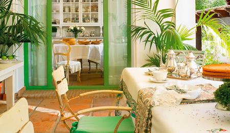 Greenery color pantone de 2017 el blog de due home for Decoracion hogar verde