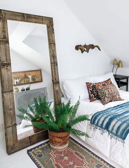 Explora y exprime la tendencia boho chic el blog de due home for Diy minimalist room