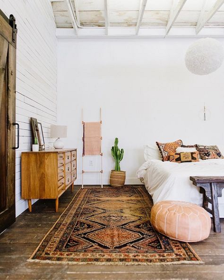 Explora y exprime la tendencia boho chic el blog de due home for Cuartos hippies