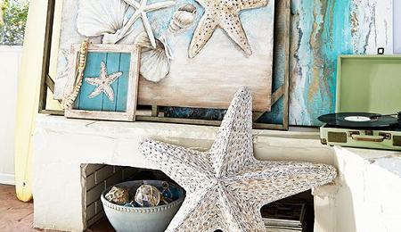 Plantillas De Estrellas Para Decorar.Como Decorar Con Estrellas De Mar El Blog De Due Home