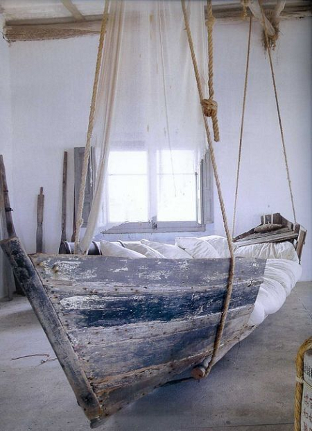 decorar con barcos