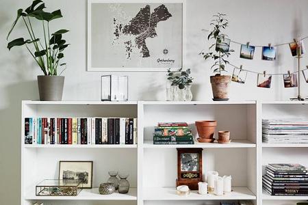 5 reglas de oro para decorar estanter as el blog de due home for Como disenar una estanteria