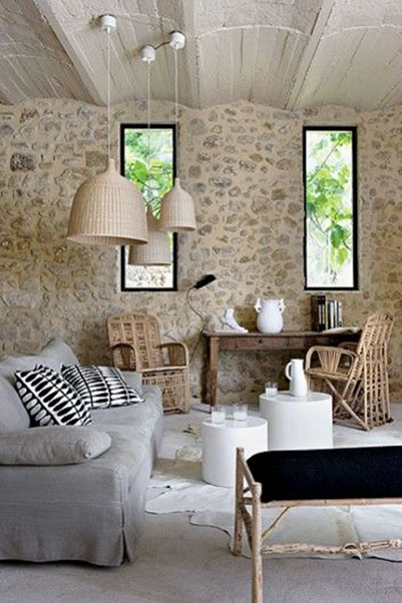 Ideas Para Decorar Tu Casa De Campo El Blog De Due Home - Ideas-para-amueblar-una-casa