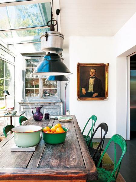 Ideas para decorar tu casa de campo el blog de due home - Como decorar una casa de campo ...