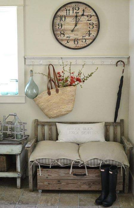 decorar tu casa de campo