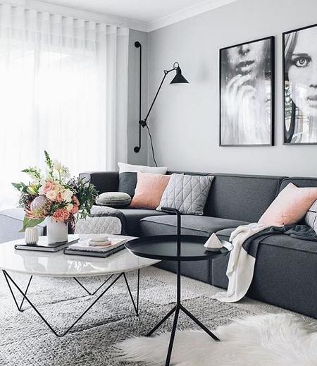 Trucos para colocar cojines en el sofá | El Blog de Due Home