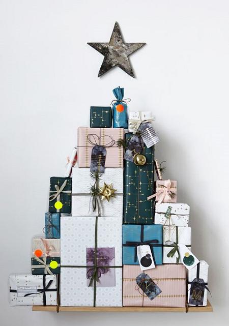 disponer regalos