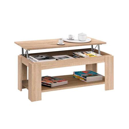 mesa de centro elevable ambit 4