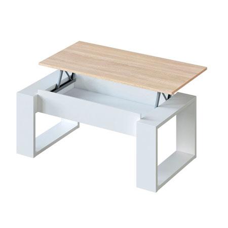 mesa de centro elevable nova 1