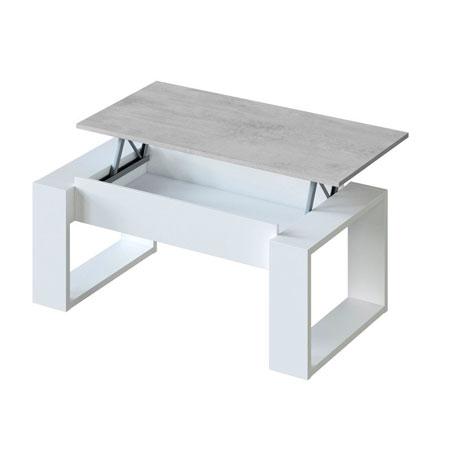 mesa de centro elevable nova 6