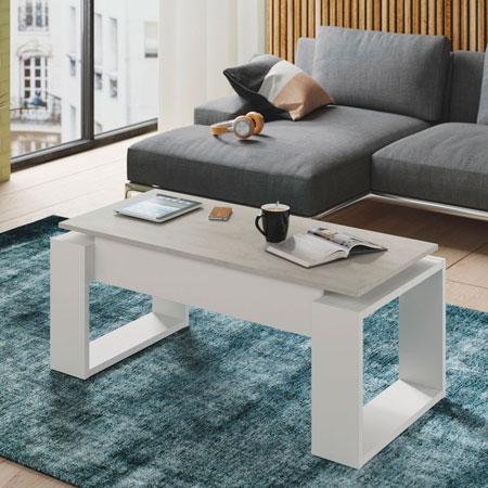 mesa de centro elevable nova 7