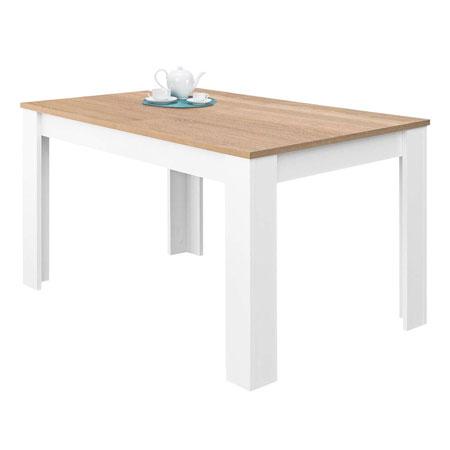 mesa de comedor extensible kendra 1