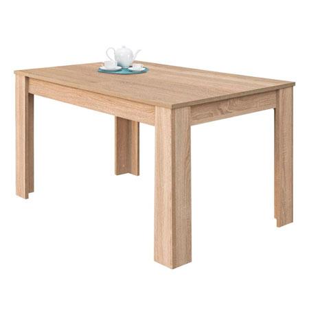 mesa de comedor extensible kendra 4