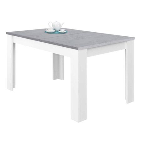 mesa de comedor extensible kendra 6
