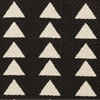 Blanco-Negro Triángulos Alys